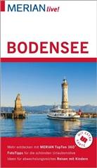 Erich Nyffenegger, Veronik Renkenberger, Veronika Renkenberger - MERIAN live! Reiseführer Bodensee