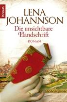 Lena Johannson - Die unsichtbare Handschrift