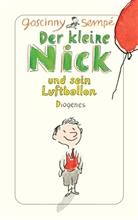 Goscinn, Ren Goscinny, René Goscinny, Sempe, Jean-Jacques Sempé, Jean-Jacques Sempé - Der kleine Nick und sein Luftballon