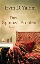 Irvin D Yalom, Irvin D. Yalom - Das Spinoza-Problem