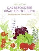 Jekka McVicar, Jamie Oliver - Das besondere Kräuterkochbuch