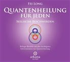 Fei Long, Pat Behrens - Quantenheilung für jeden - Seelische Beschwerden, 1 Audio-CD (Hörbuch)