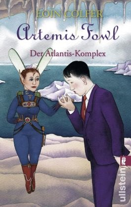 Colfer, Eoin Colfer - Artemis Fowl - Der Atlantis-Komplex - Roman. Der siebte Roman