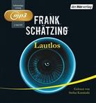 Frank Schätzing, Stefan Kaminski - Lautlos, 2 Audio-CD, (Hörbuch)