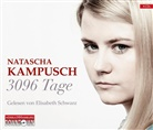 Natascha Kampusch, Elisabeth Schwarz - 3096 Tage, 4 Audio-CDs (Hörbuch)