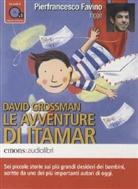 David Grossman, David Grossmann, Pierfrancesco Favino - La avventure di Itamar, 1 Audio-CD (Hörbuch)