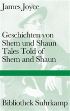 James Joyce, Friedhel Rathjen, Friedhelm Rathjen - Geschichten von Shem und Shaun / Tales Told of Shem and Shaun