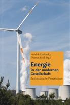 Ehrhardt, Hendrik Ehrhardt, Thoma Kroll, Thomas Kroll - Energie in der modernen Gesellschaft