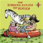 Anke Anke Kuhl, Anke Kuhl, Katja Danowski, Marlen Diekhoff, Anke Kuhl, Jens Wawrczeck... - Von Kindern, Katzen und Keksen, 1 Audio-CD (Hörbuch)