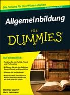 Winfrie Göpfert, Winfried Göpfert, Horst Herrmann - Allgemeinbildung für Dummies