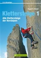 Eugen E Hüsler, Eugen E. Hüsler - Klettersteige. Bd.1
