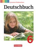 Ger Brenner, Gerd Brenner, Ulric Campe, Ulrich Campe, Dietrich Erlach, Dietrich u a Erlach... - Deutschbuch, Gymnasium Niedersachsen: 6. Schuljahr, Schülerbuch