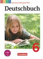 Ger Brenner, Gerd Brenner, Ulric Campe, Ulrich Campe, Dietrich Erlach, Dietrich u a Erlach... - Deutschbuch, Gymnasium Rheinland-Pfalz: 6. Schuljahr, Schülerbuch