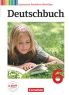 Ger Brenner, Gerd Brenner, Ulric Campe, Ulrich Campe, Dietrich Erlach, Dietrich u a Erlach... - Deutschbuch, Gymnasium Nordrhein-Westfalen: 6. Schuljahr, Schülerbuch