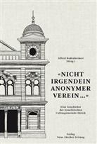 """Alfre Bodenheimer, Alfred Bodenheimer - """"Nicht irgendein anonymer Verein ..."""""""