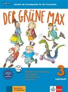 Elzbieta Krulak-Kempisty, Rafal Piechocki, Lidia Reitzig - Der grüne Max - Deutsch als Fremdsprache für die Primarstufe, Neubearbeitung - Bd.3: Lehrbuch