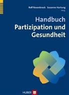 Hartun, Hartung, Susanne Hartung, Rosenbroc, Rol Rosenbrock, Rolf Rosenbrock - Handbuch Partizipation und Gesundheit