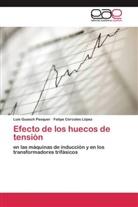 Felipe Córcoles López, Lui Guasch Pesquer, Luis Guasch Pesquer - Efecto de los huecos de tensión