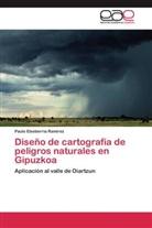Paulo Etxeberria Ramírez - Diseño de cartografía de peligros naturales en Gipuzkoa