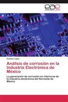 Gustavo Lopez - Análisis de corrosión en la Industria Electrónica de México