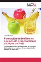 Lorena Brugnoni - Formación de biofilms en equipos de procesamiento de jugos de fruta