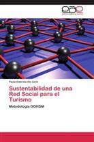 Paula Gabriela Ale Levín - Sustentabilidad de una Red Social para el Turismo