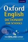 Oxford Dictionaries, Susan Rennie - Oxford English Dictionary for Schools