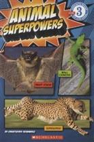 Christopher Hernandez - Animal Superpowers