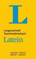 Redaktio Langenscheidt, Langenscheidt-Redaktion - Taschenwörterbuch Latein