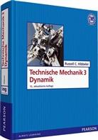 Peter Hagedorn, Russell C Hibbeler, Russell C. Hibbeler - Technische Mechanik - 3: Dynamik