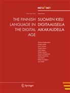 Geor Rehm, Georg Rehm, Uszkoreit, Hans Uszkoreit - The Finnish Language in the Digital Age
