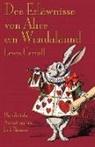 Lewis Carroll, John Tenniel - Dee Erläwnisse con Alice em Wundalaund