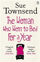 Sue Townend, Sue Townsend - The Woman Who Went to Bed for a Year