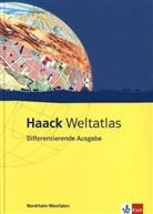 Haack Weltatlas, Differenzierende Ausgabe für Nordrhein-Westfalen