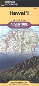 National Geographic Maps, National Geographic Maps, National Geographic Maps - National Geographic Adventure Travel Maps: Hawai'i