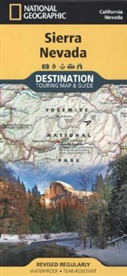 National Geographic Maps, National Geographic Maps, National Geographic Maps - National Geographic DestinationMaps: National Geographic Destination Touring Map & Guide Sierra Nevada