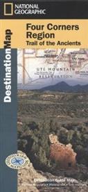 National Geographic Maps, National Geographic Maps, National Geographic Maps - National Geographic DestinationMaps: National Geographic DestinationMap Four Corners Region