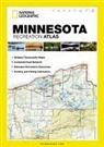 National Geographic, National Geographic Maps, National Geographic Society - Minnesota Recreation Atlas