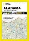 National Geographic Maps, National Geographic Maps - Alabama Recreation Atlas