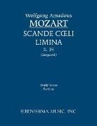Wolfgang Amadeus Mozart, Richard W. Sargeant - Scande Coeli Limina, K. 34 - Study Score