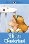 Lewi Carroll, Lewis Carroll, Joan Collins, Ester García-Cortés, Ester Garcia Cortes, Ester García-Cortés - Ladybird Classics: Alice in Wonderland