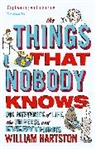 William Hartston - The Things that Nobody Knows