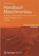 Alfre Böge, Alfred Böge - Vieweg Handbuch Maschinenbau, Ausgabe für Österreich. Bd.1