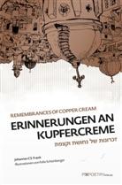 Johannes CS Frank, Johannes CS. Frank, Felix Scheinberger - Erinnerungen an Kupfercreme