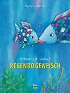 Marcus Pfister, Marcus Pfister - Schlaf gut, kleiner Regenbogenfisch