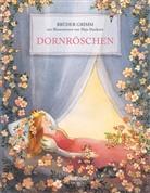 Brüder Grimm, Maja Dusikova, Gebrüder Grimm, Brüder Grimm, Jacob Grimm, Jakob Grimm... - Dornröschen