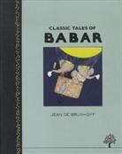 Jean de Brunhoff, Laurent de Brunhoff, Jean De Brunhoff, Jean de Brunhoff - Classic Tales of Babar