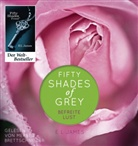 Merete Brettschneider, E L James, E. L. James, Merete Brettschneider - Fifty Shades of Grey. Befreite Lust, 2 MP3-CDs (Hörbuch)