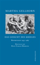 Martha Gellhorn, Hans-Ulrich Möhring - Das Gesicht des Krieges