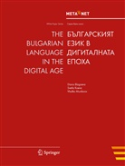Geor Rehm, Georg Rehm, Uszkoreit, Hans Uszkoreit - The Bulgarian Language in the Digital Age